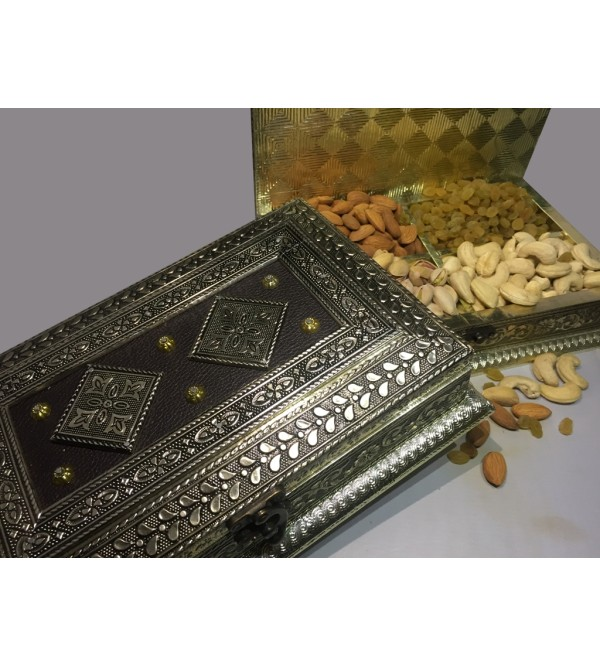 Dryfruits Wooden Gift 599