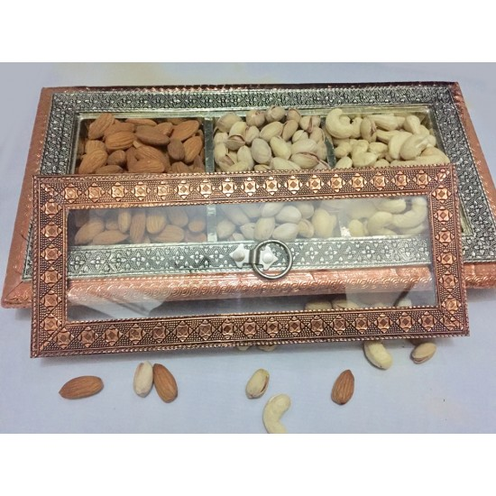 Dryfruits Wooden gift 649