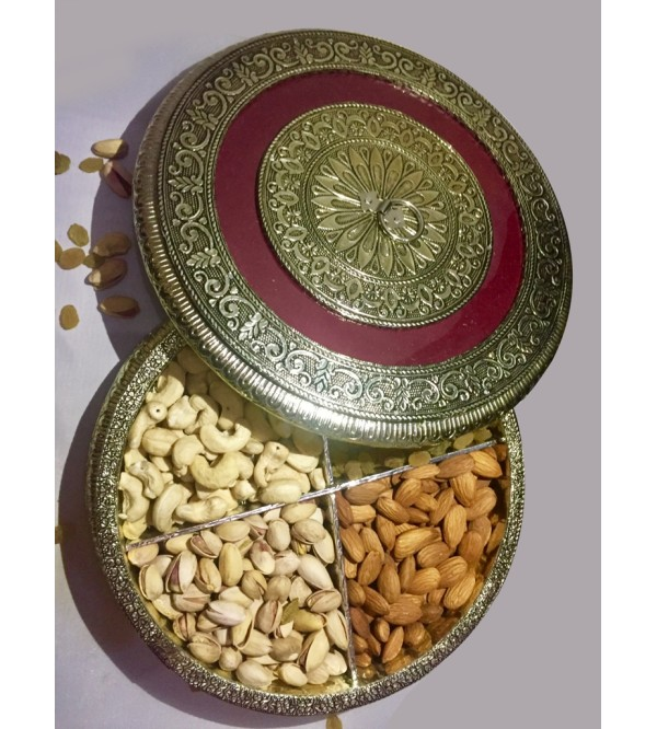 Dryfruits Wooden Gift 849