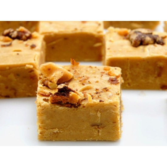 Butterscotch Barfi